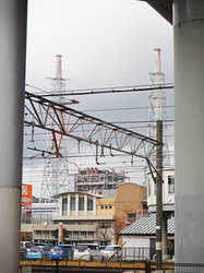 西唐津の唐津発電所