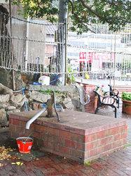 西唐津の古井戸